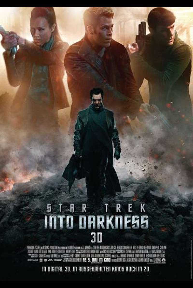 Star Trek Into Darkness - Filmplakat