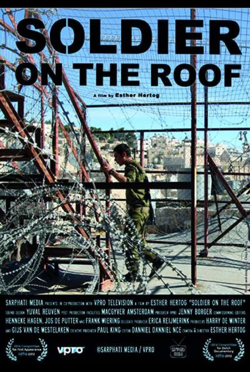 Soldier on the Roof - Filmplakat (NL)