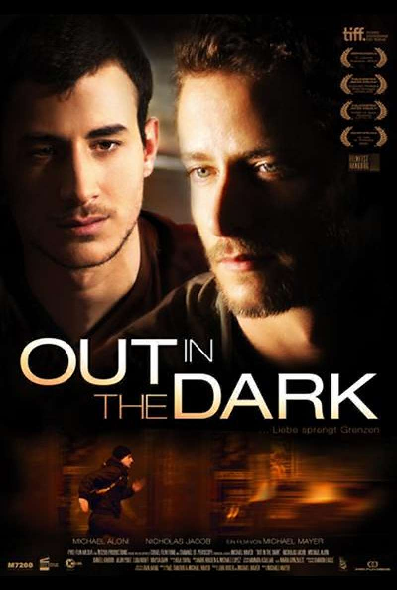 Out in the Dark - Filmplakat
