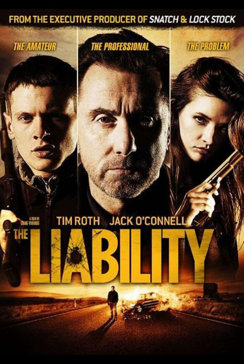 The Liability - Filmplakat (UK)