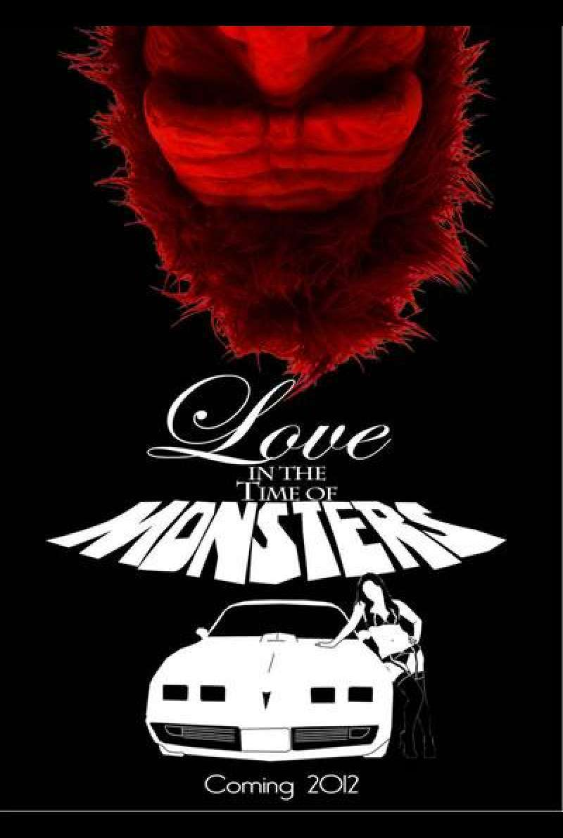 Love in the Time of Monsters - Filmplakat (USA)