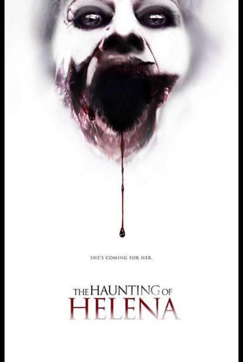 The Haunting of Helena - Filmplakat (IT)