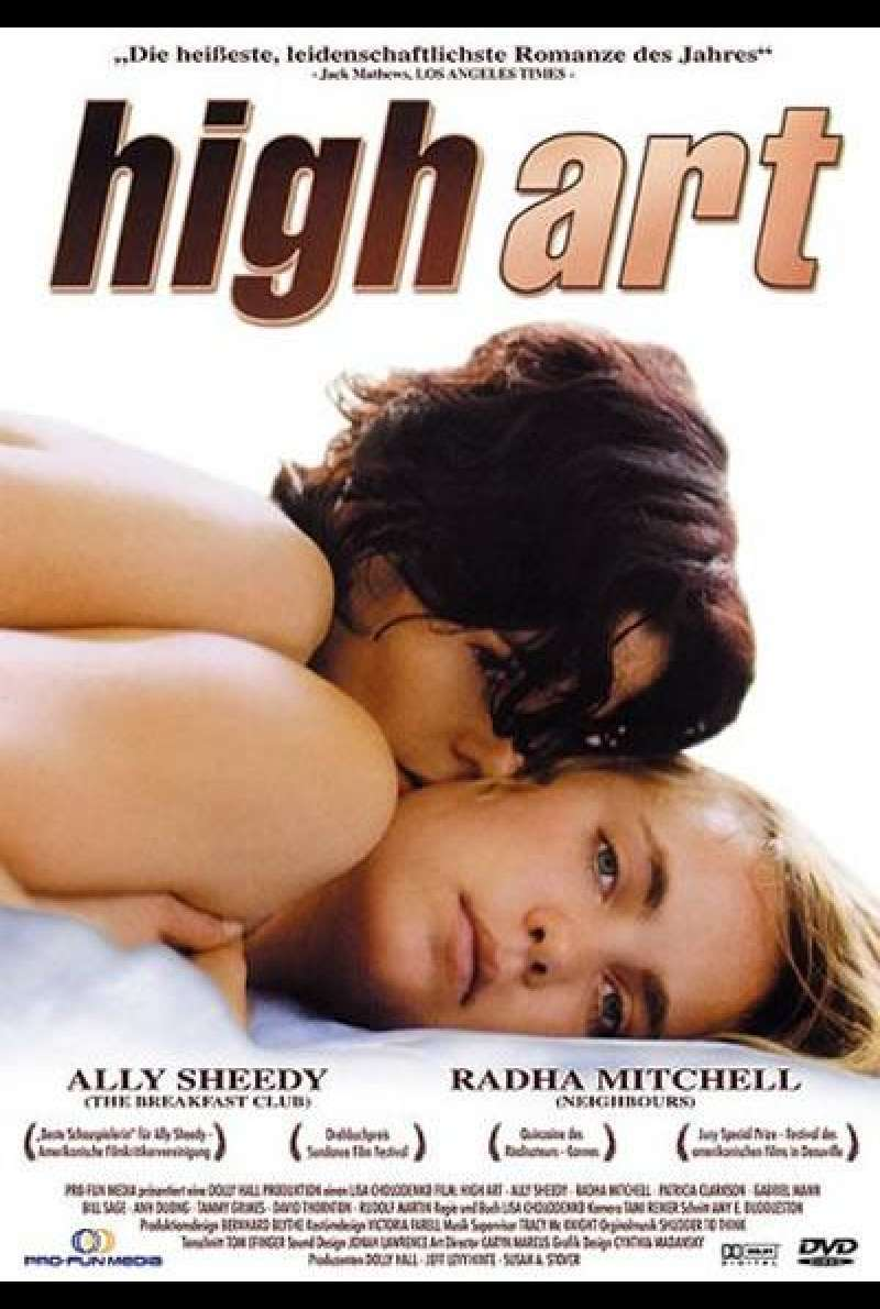 High Art - DVD-Cover