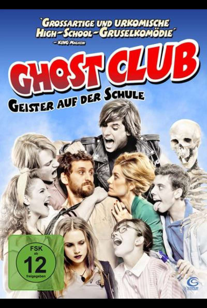 Ghost Club - DVD