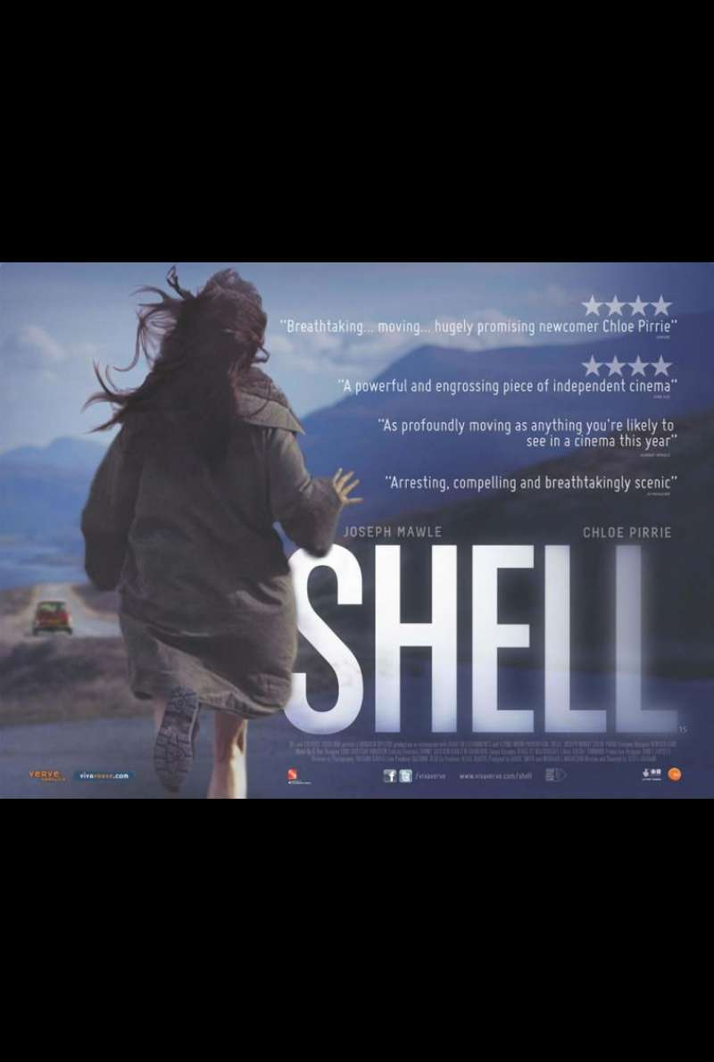 Shell - Filmplakat (UK)