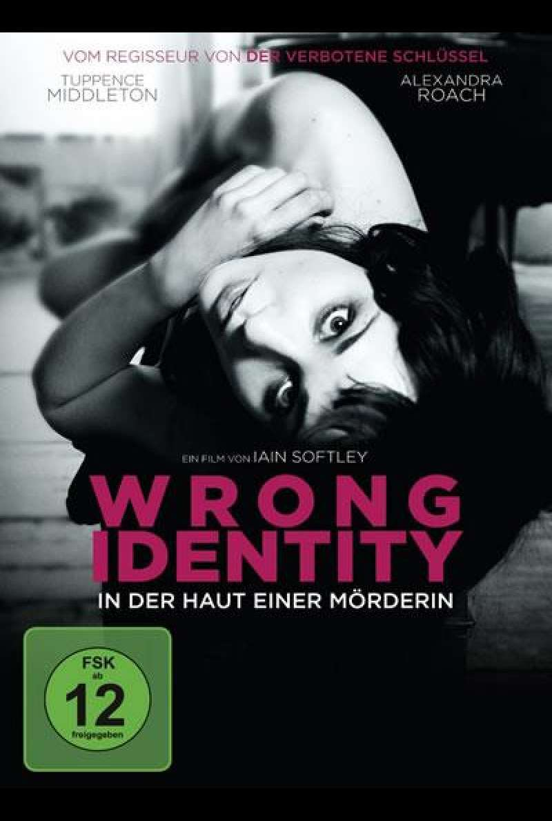 Wrong Identity - DVD-Cover (UK)