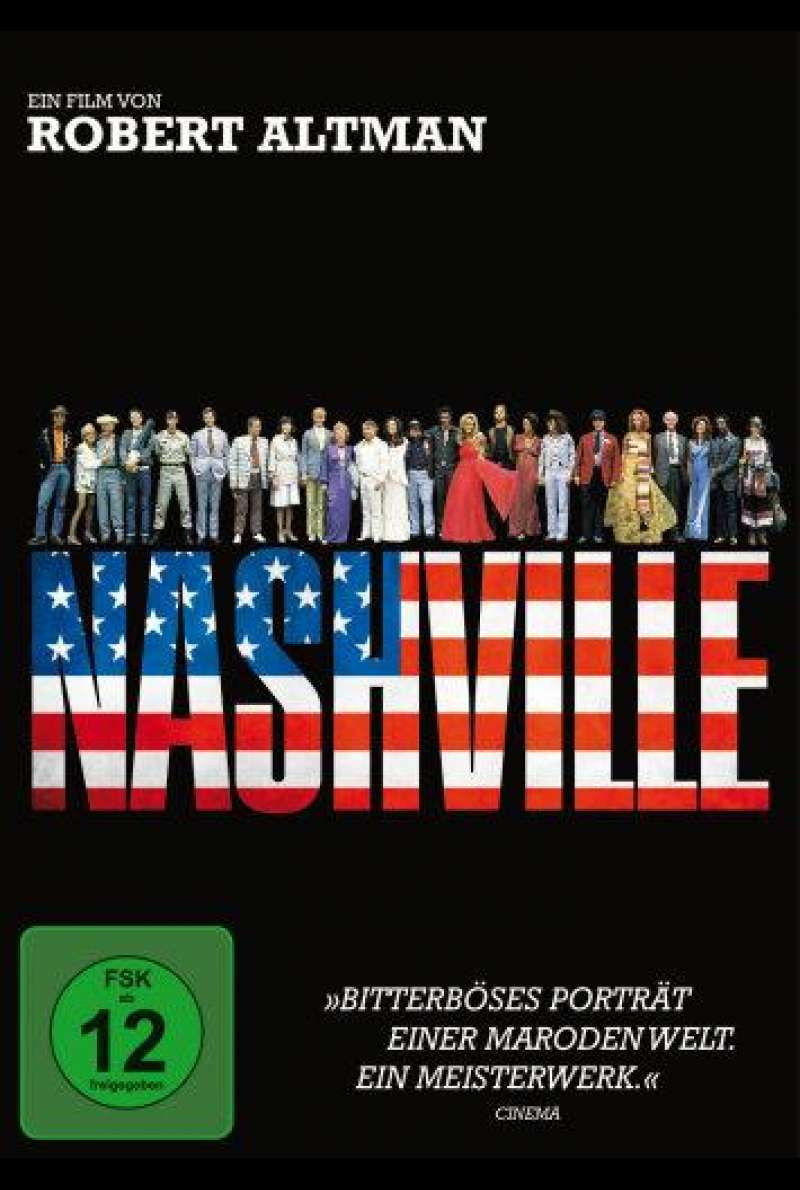 Nashville - DVD-Cover