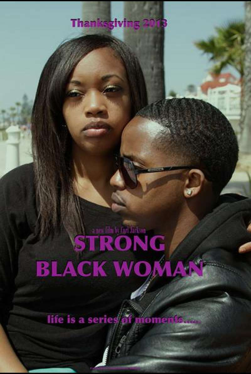 Strong Black Woman - Filmplakat (USA)