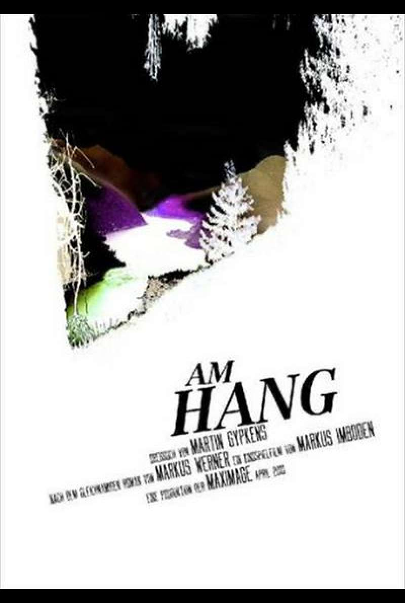 Am Hang - Filmplakat (DE)