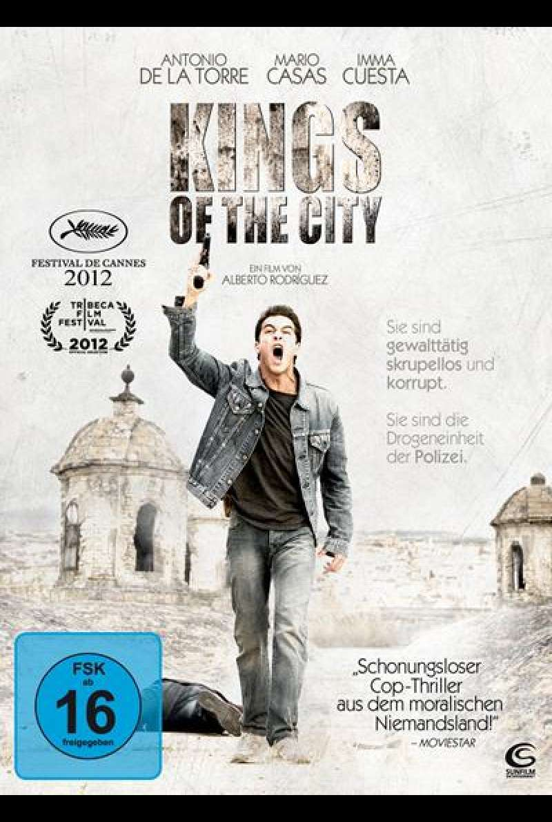 Kings of the City - DVD-Cover