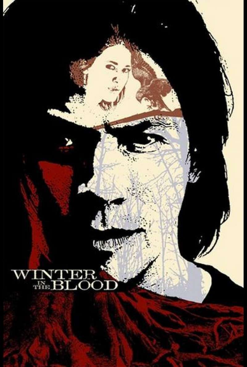 Winter in the Blood - Filmplakat (USA)
