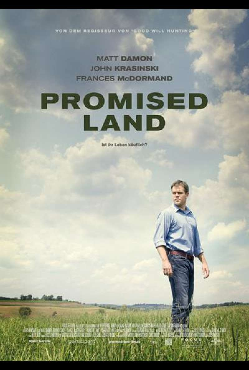Promised Land - Filmplakat