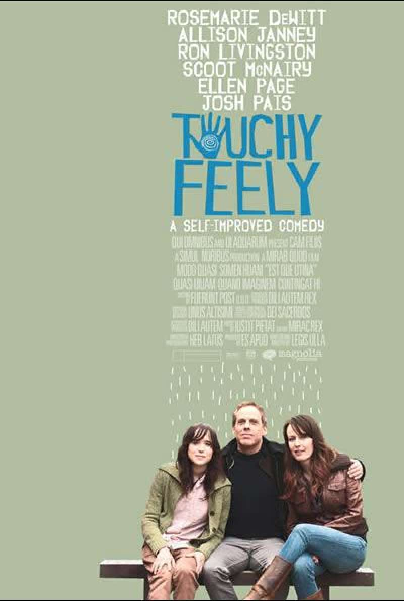 Touchy Feely - Filmplakat (US)