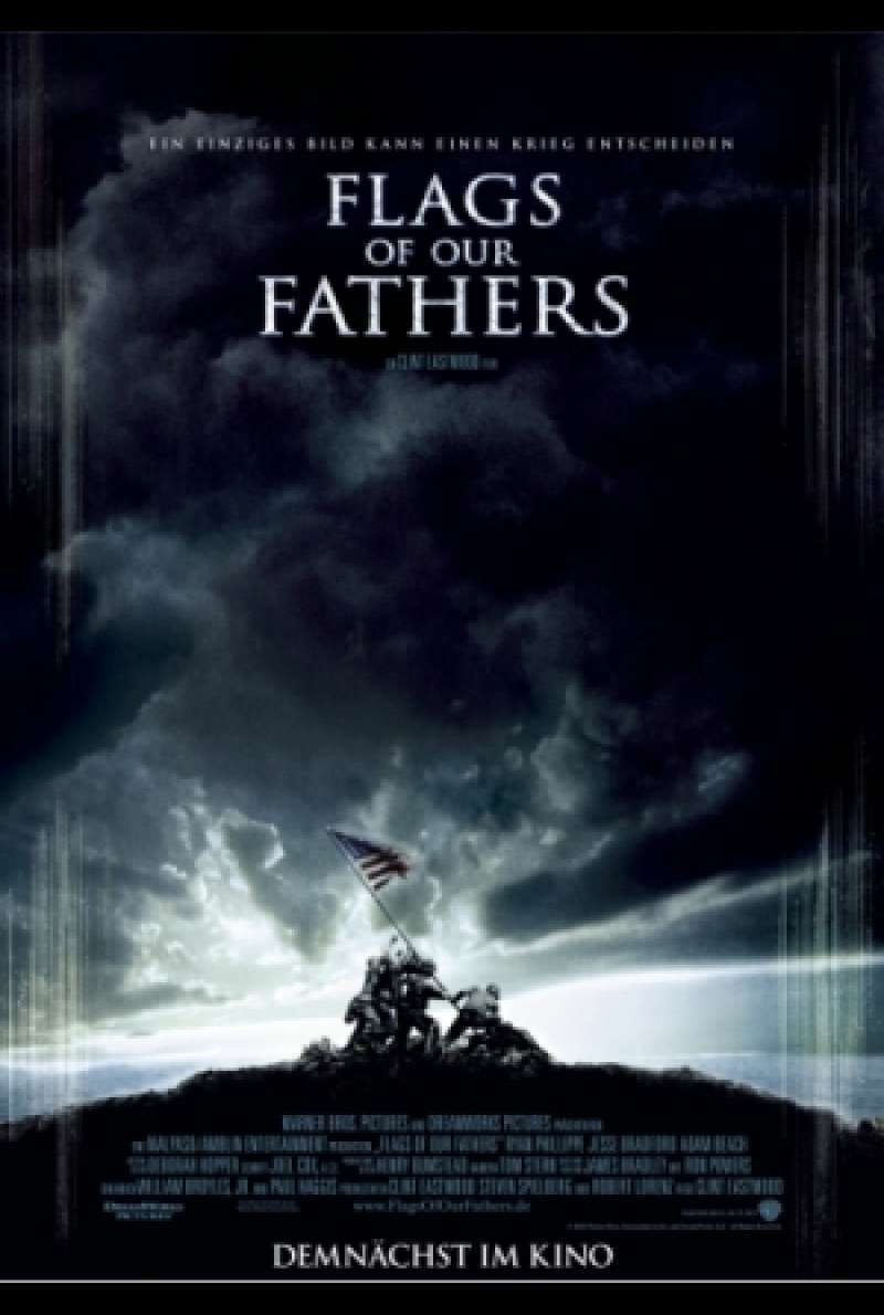 Filmplakat zu Flags of Our Fathers von Clint Eastwood