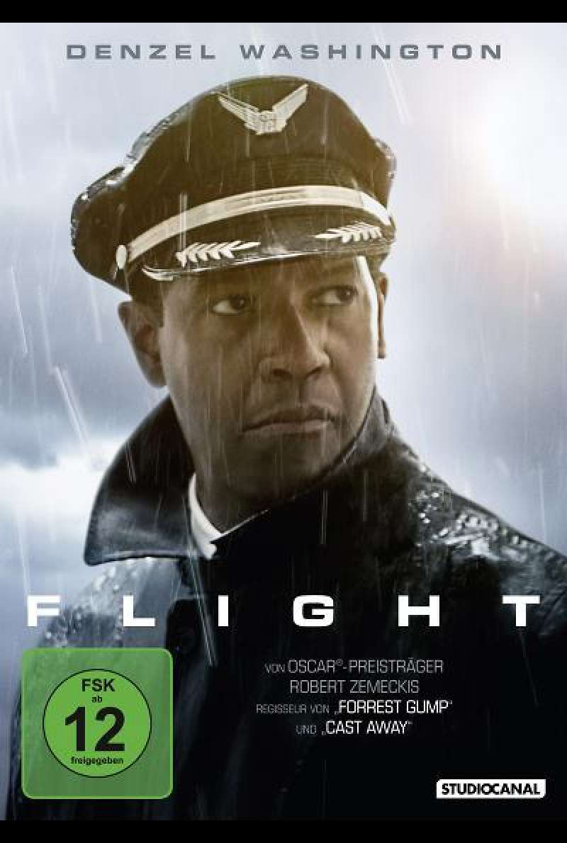 Flight - DVD-Cover