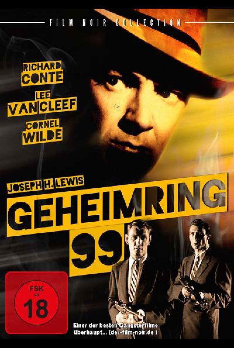 Geheimring 99 - DVD-Cover