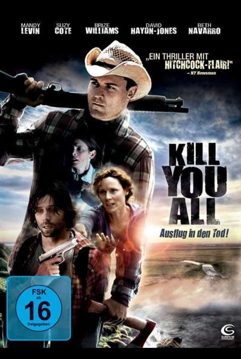 Kill You All - DVD-Cover