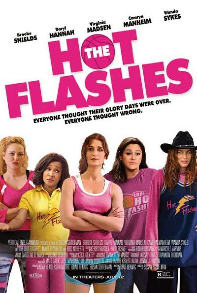 The Hot Flashes - Filmplakat (USA)