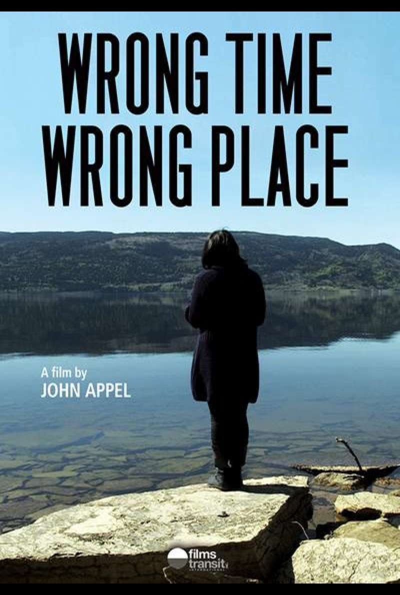 Wrong Time Wrong Place - Filmplakat (NL)
