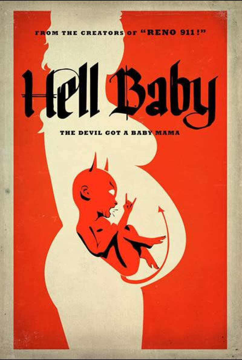Hell Baby - Filmplakat (US)