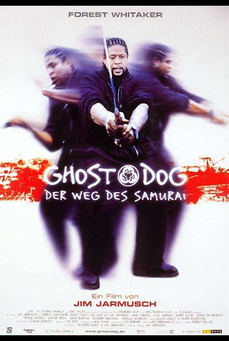 Ghost Dog - Filmplakat