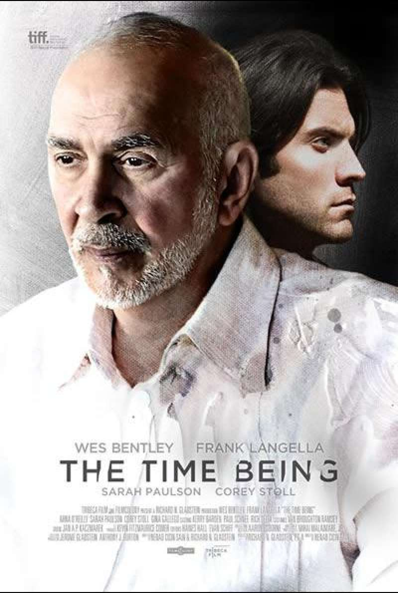 The Time Being - Filmplakat