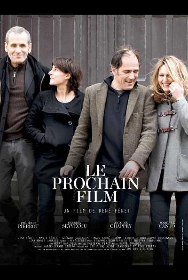 The Film To Come - Filmplakat (FR)