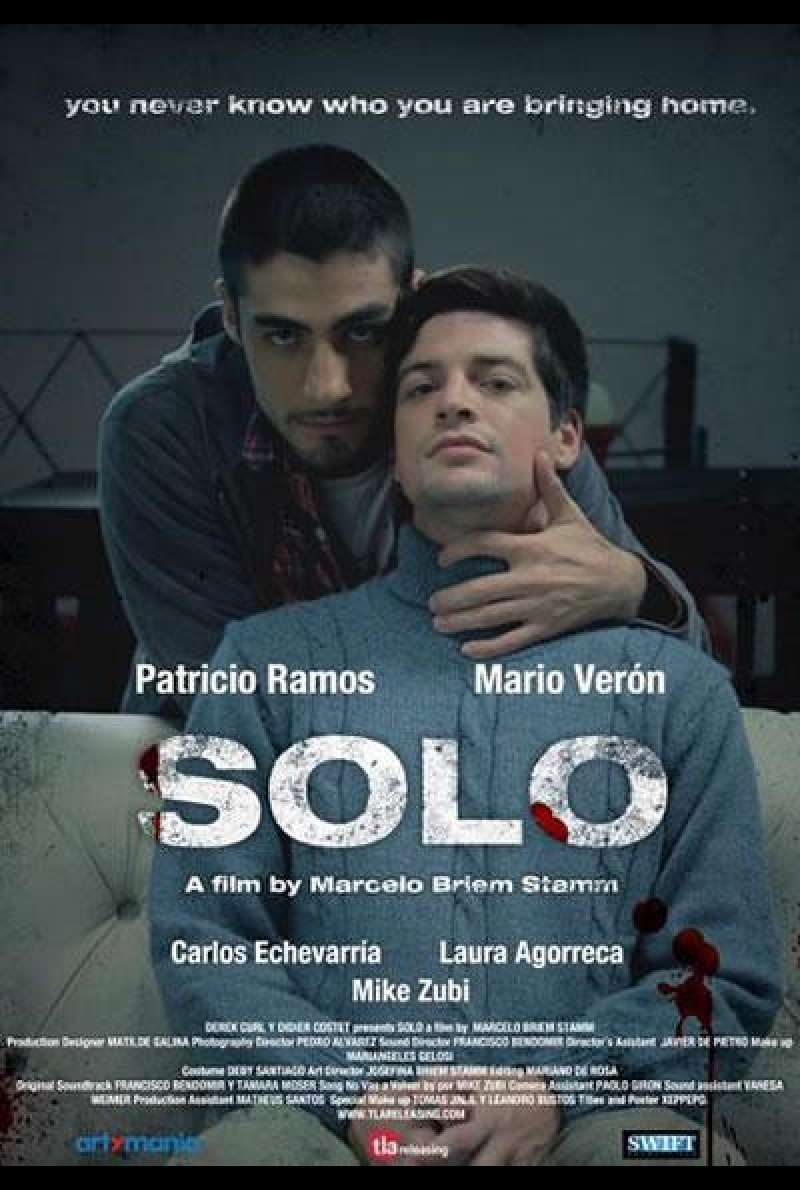 Solo - Filmplakat (INT)
