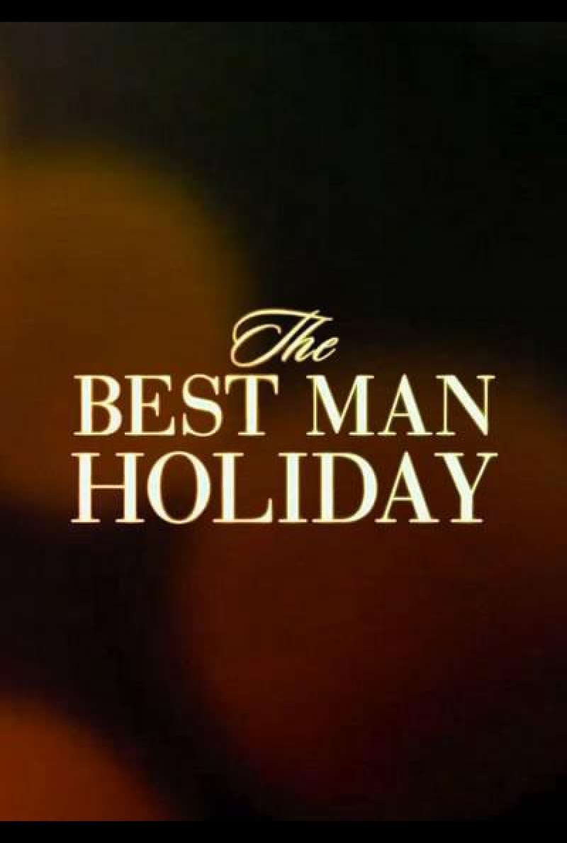 The Best Man Holiday - Filmplakat (USA)