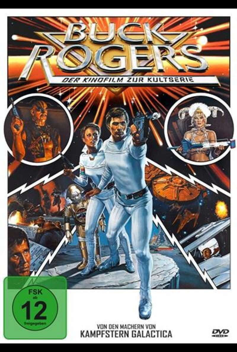 Buck Rogers - DVD-Cover