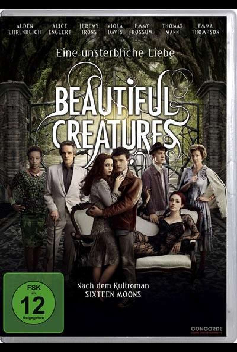 Beautiful Creatures - DVD-Cover
