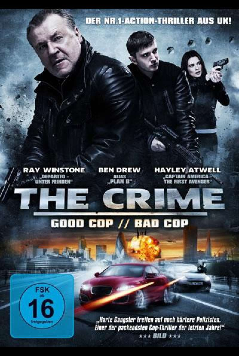 The Crime - DVD-Cover