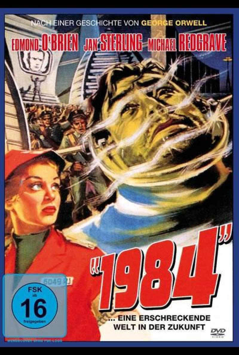 1984 -  DVD-Cover