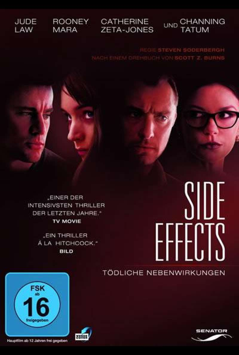 Side Effects - DVD-Cover