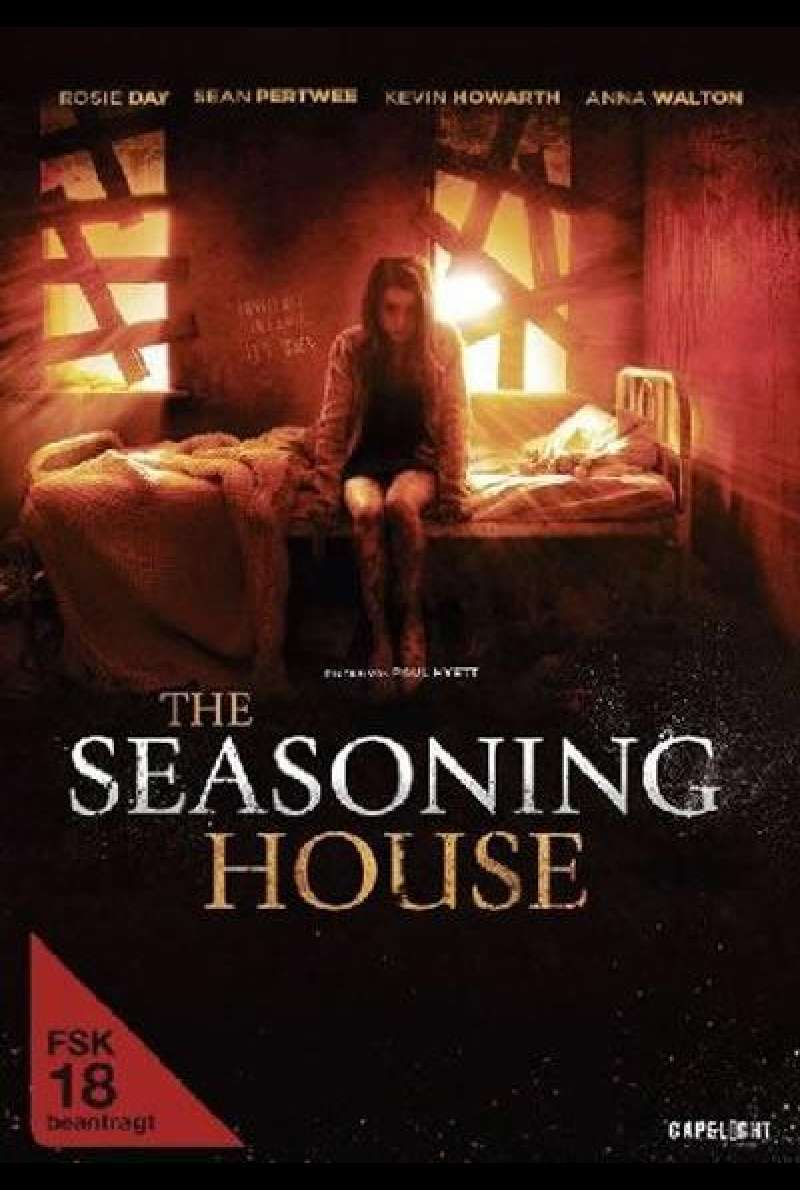The Seasoning House - DVD-Cover