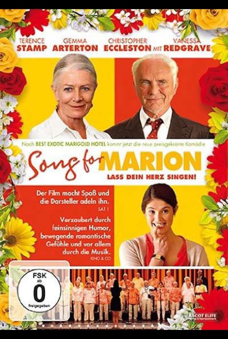 Song for Marion - DVD-Cover