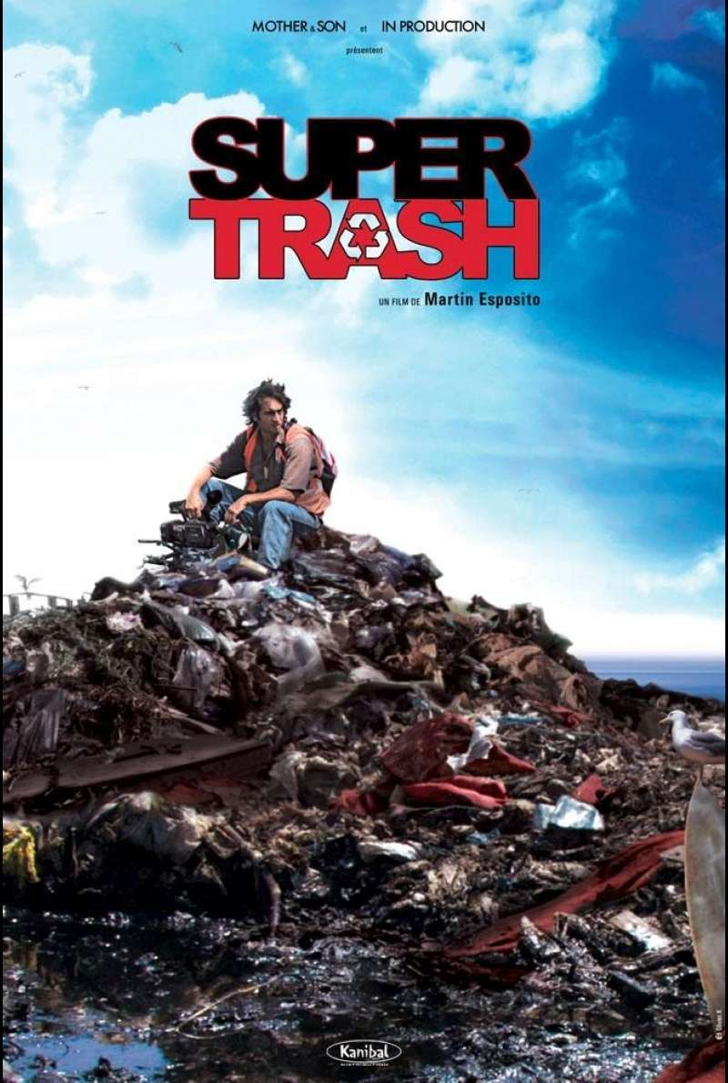 Super Trash - Filmplakat (INT)