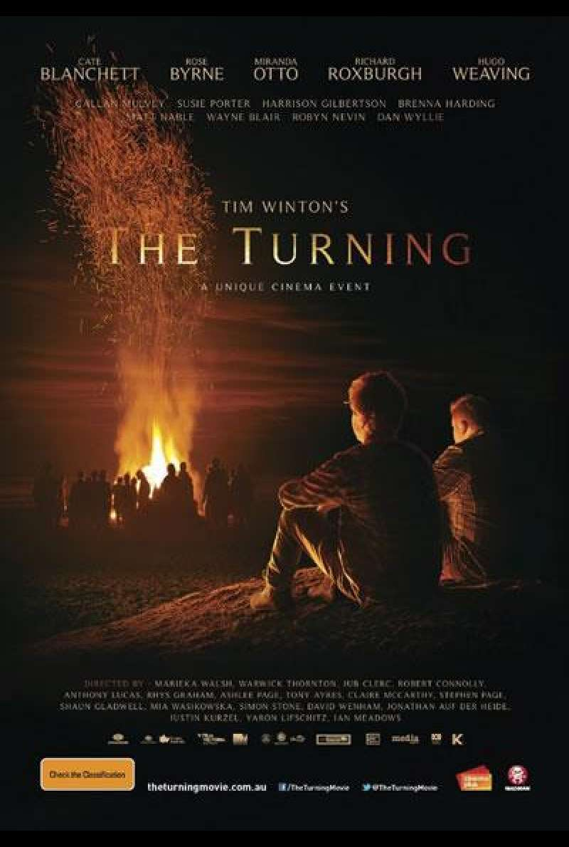 The Turning  - Filmplakat (AU)