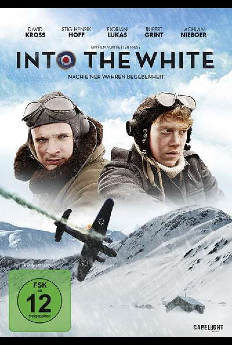 Into The White - DVD-Cover