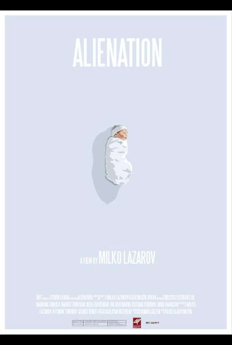 Alienation - Filmplakat (INT)