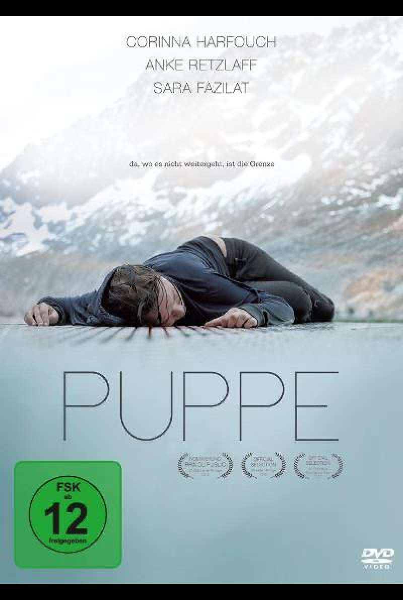 Puppe - DVD-Cover