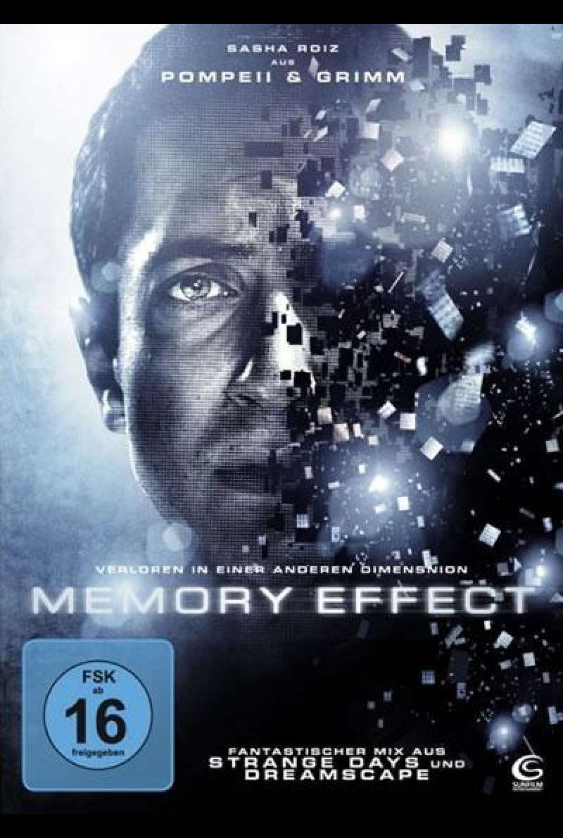 Memory Effect - DVD-Cover