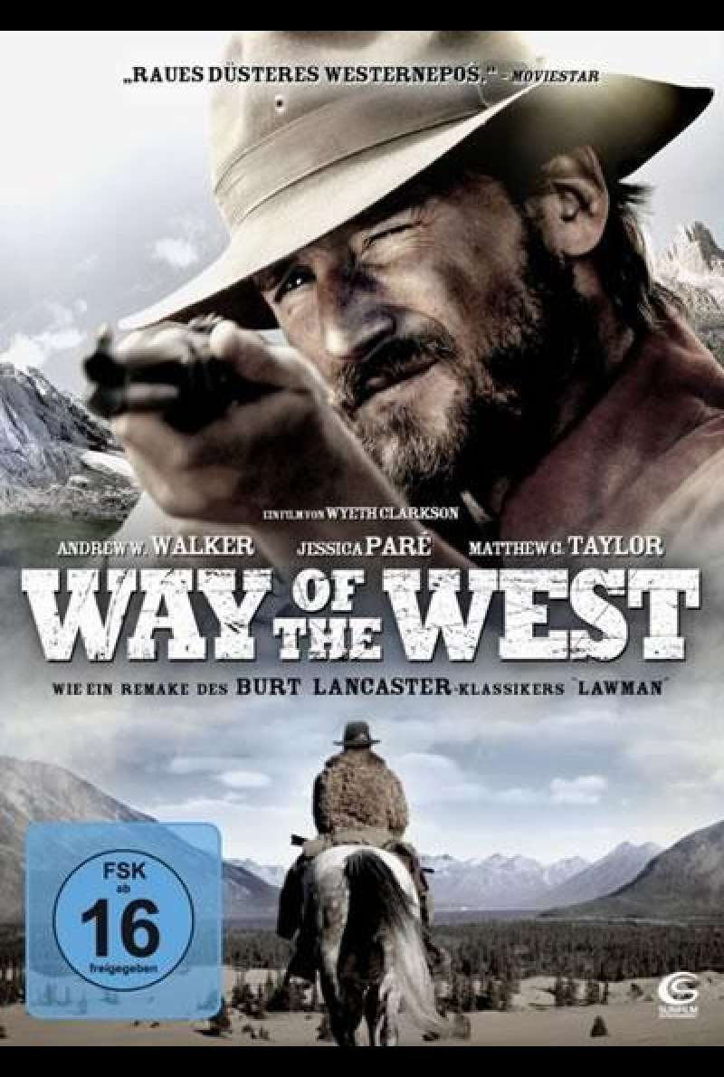 Way of the West - DVD-Cover