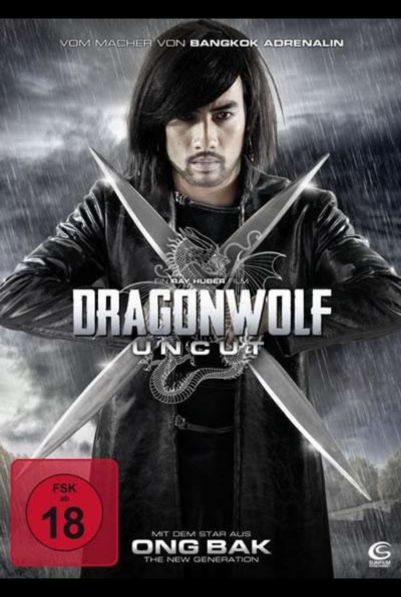 Dragonwolf -DVD-Cover