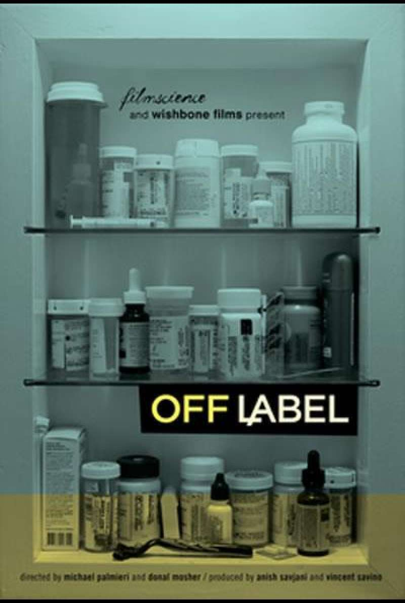 Off Label - Filmplakat (US)