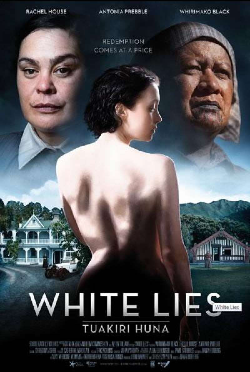 White Lies - Filmplakat (INT)