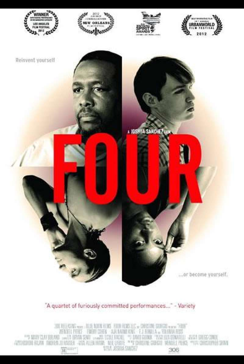 Four - Filmplakat (US)