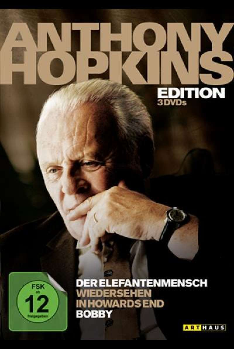 Anthony Hopkins Edition - Cover