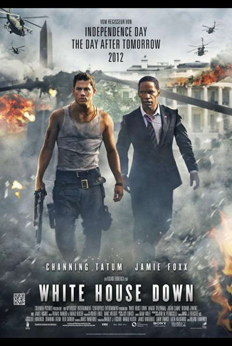 White House Down - Filmplakat