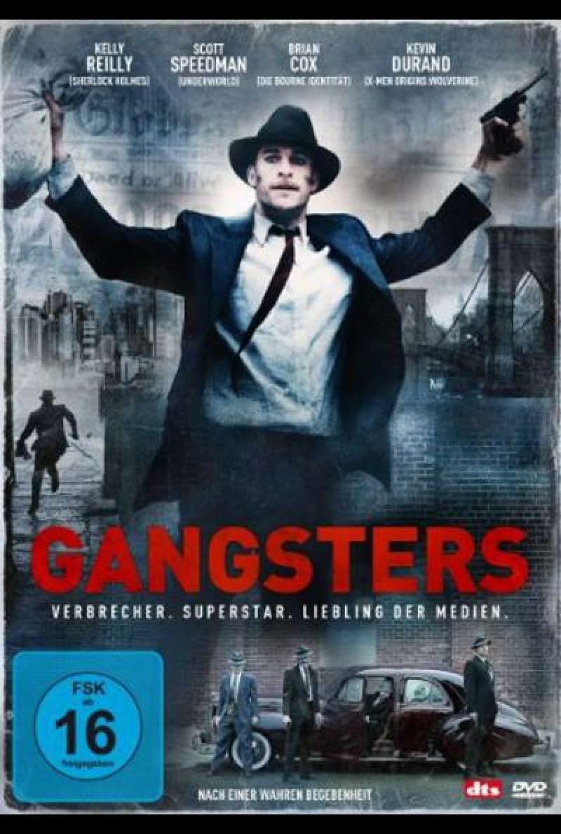 Gangsters - DVD-Cover